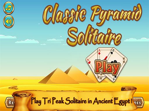 tri pyramid solitaire