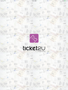 Ticket2u- screenshot thumbnail