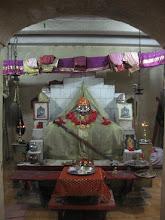 Photo: Shivaji Maharaj Temple at Sindhudurg fort