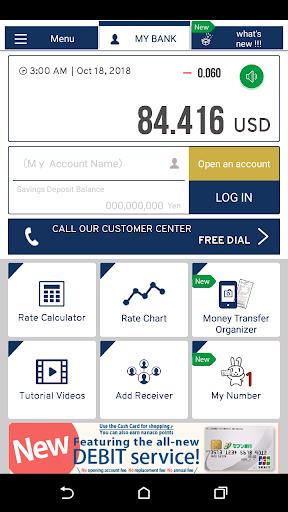 SEVEN BANK Money Transfer  Windows u7528 1