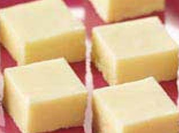 Lemon Fudge Recipe