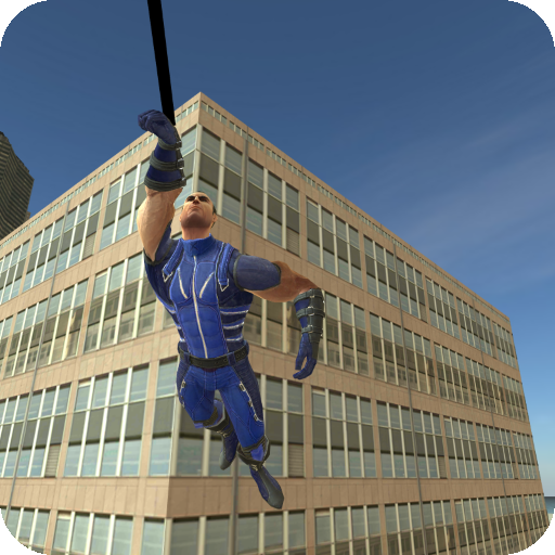 Rope Hero Revolution APK Cracked Download
