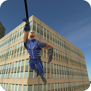 Rope Hero Revolution MOD APK 1.0 (Mod Menu)