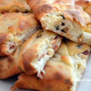 UpLateAnyway's Low Carb Stromboli