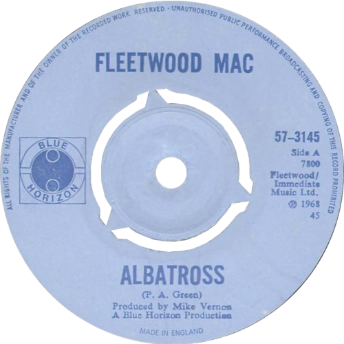 Single: Albatross