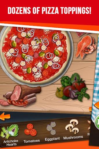 Pizza Maker - My Pizza Shop 2.7.1 de.gamequotes.net 4