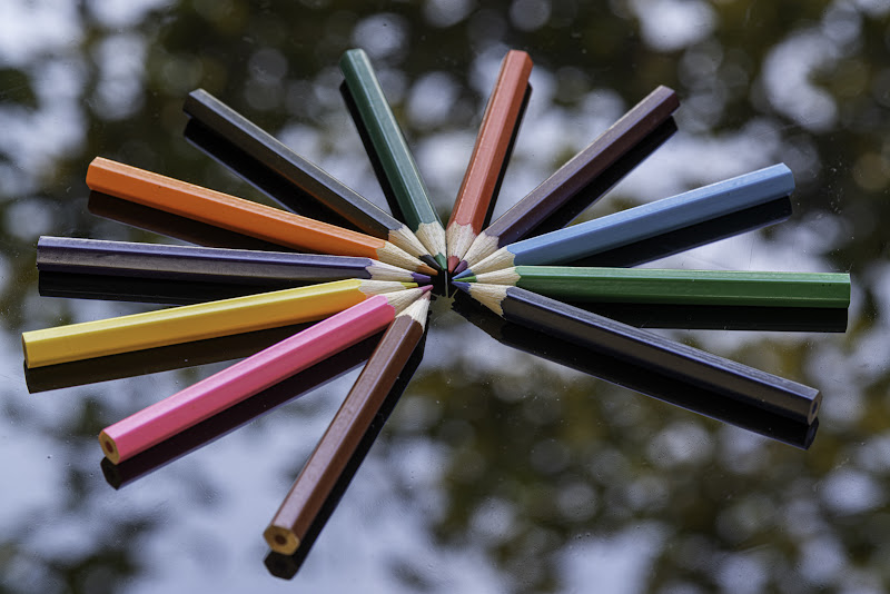 ...Matite a colori.. di manu_esse74