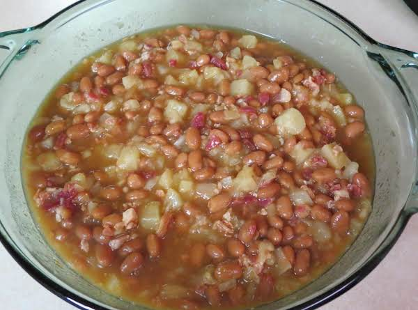 Hawaiian Baked Beans Recipe