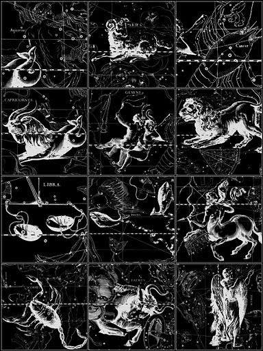 zodiaco constelaciones