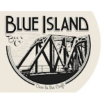 Logo for Blue Island Beer Company