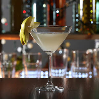 The Best Pear Martini.
