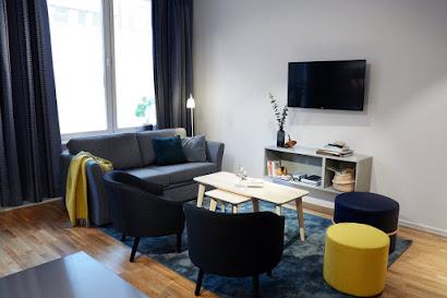 Kista Aparthotel Serviced Apartment, Stockholm