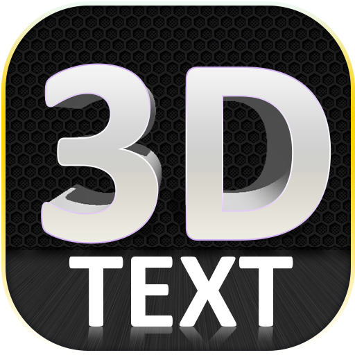 3D Text On Pictures