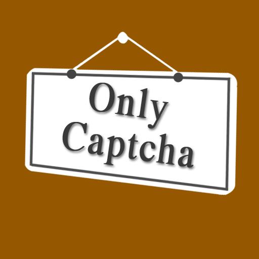 ONLY CAPTCHA