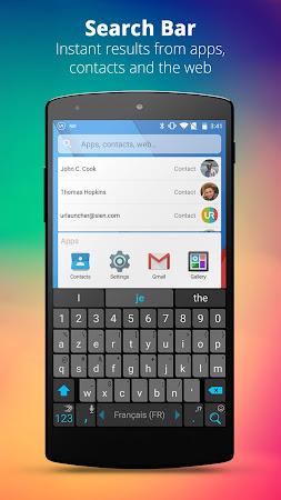 UR 3D Launcher—Customize Phone 3.0.1553.0 screenshot 411841