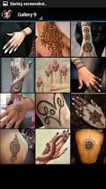 Easy Mehndi Designs - screenshot thumbnail 04