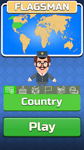 Geography: Countries and flags of the world 1