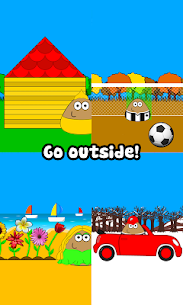Pou Mod APK Latest Version Download Unlimited (Coins / Items) -Updated 2020 4