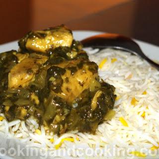 Ghalieh Mahi (Persian Fish Stew).