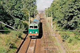 Photo: SU45-131, Malbork - Toruń Główny {szlak Toruń Miasto - Toruń Wschodni; 2003-09-03}