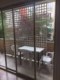 Appartement meublé 2 pièces 36,95 m2