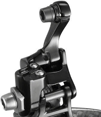 Campagnolo Super Record 12s Front Derailleur, 12-Speed, Braze-on, Carbon alternate image 0