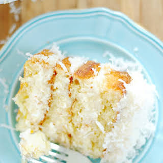Coconut Cake With White Cake Mix Recipes.