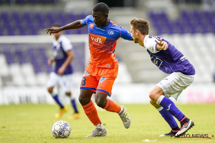 AA Gent wil youngster uitlenen die al 12 keer scoorde en 8 assists afleverde bij de beloften, interesse is er uit 1B