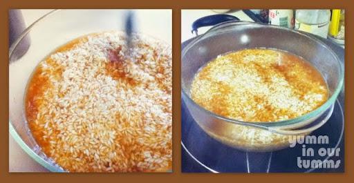 glutinous rice loh mai gai
