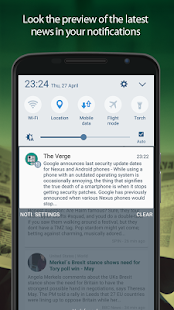 News by Notifications PRO- screenshot thumbnail