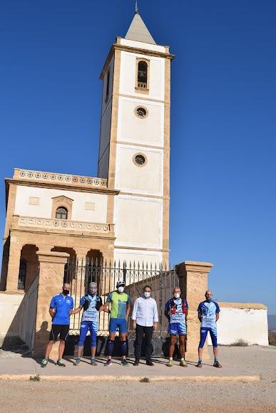 El Club Ultrafondo Almería se prepara para participar en el Campeonato de España.