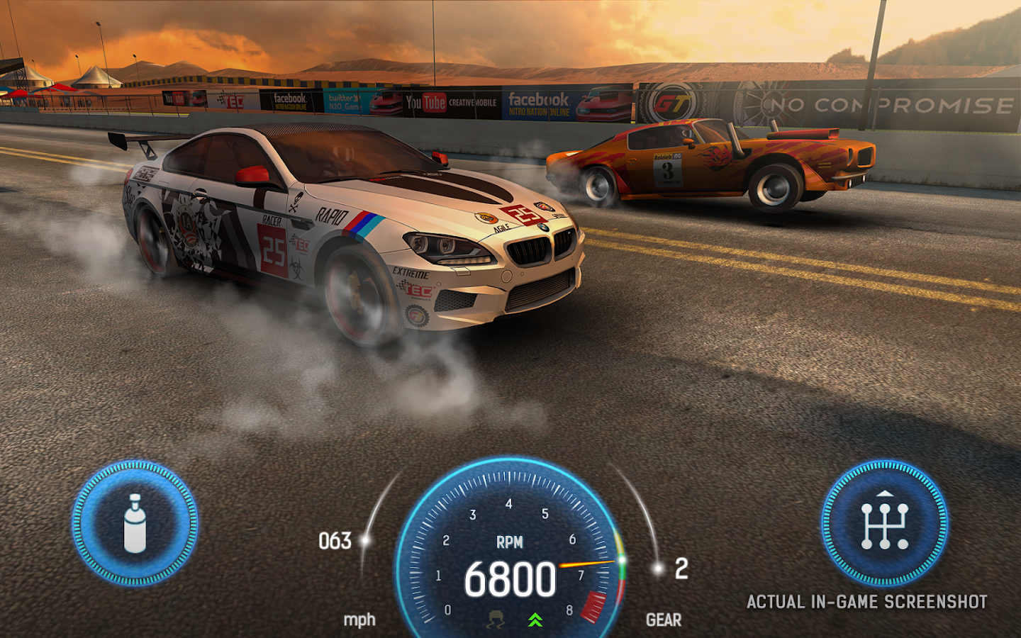Nitro Nation Drag Racing- screenshot