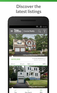 BHG Real Estate Homes For Sale- screenshot thumbnail