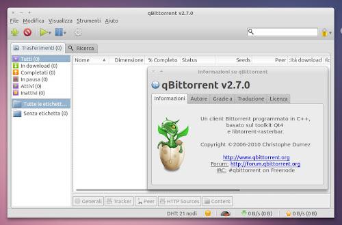 qBittorrent 2.7.0