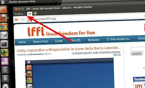 Firefox 4.0 su Ubuntu 11.04