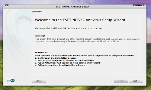 NOD32 4.0 per Linux