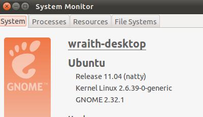 Ubuntu 11.04  Kernel 2.6.39.0