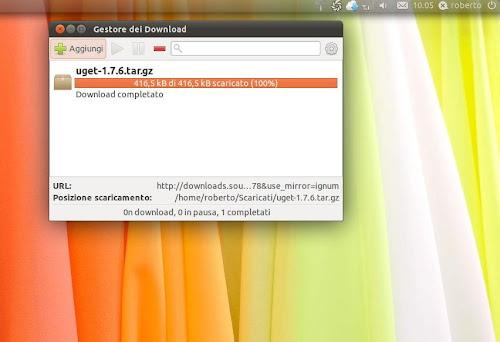 Steadyflow 2.0 su Ubuntu