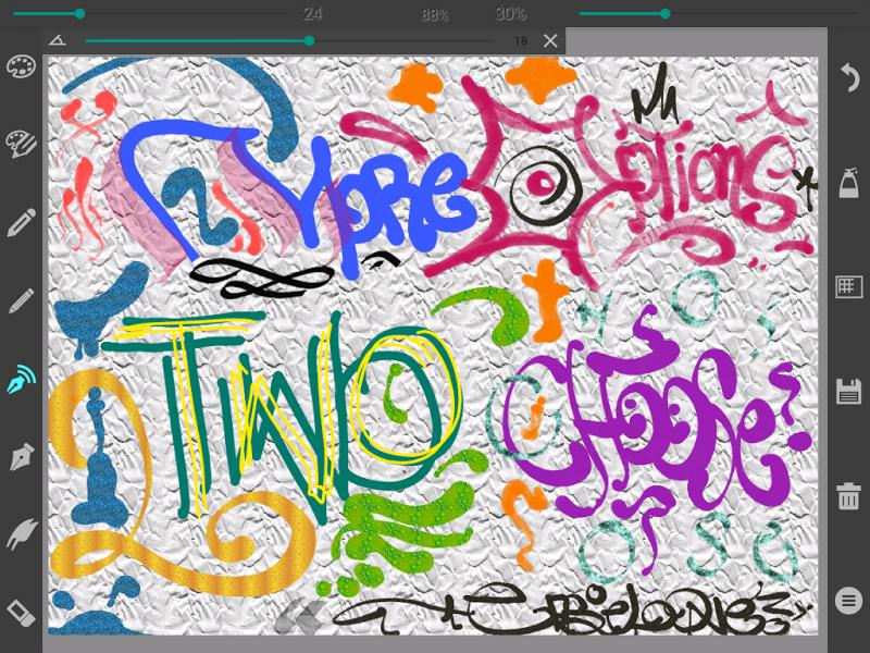 Calligrapher Pro Screenshot 2