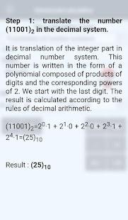 Advanced calculator - náhled