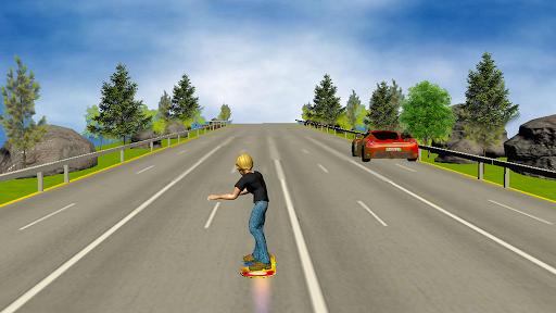 ホバーボードレーサー|玩模擬App免費|玩APPs