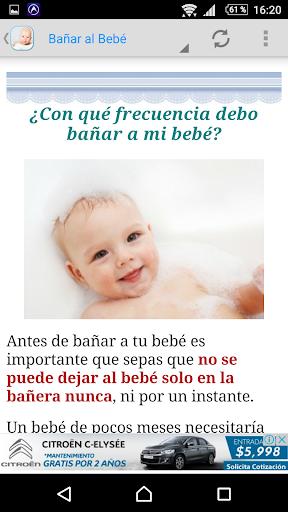 Cuidados del Bebu00e9 6.0 screenshots 2