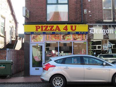 Pizza 4 U On Grosvenor Road Fast Food Takeaway In Ripley