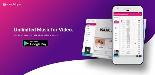 Soundstripe - Royalty Free Music For Video Maker on Windows