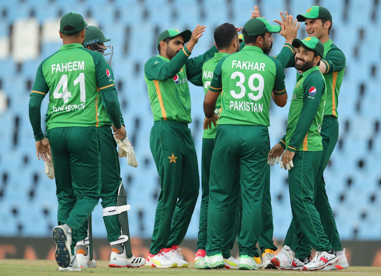 Mohammad Nawaz was key for Pakistan as they claimed the third and final ODI match.