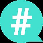 #freespeech - group chat live Icon