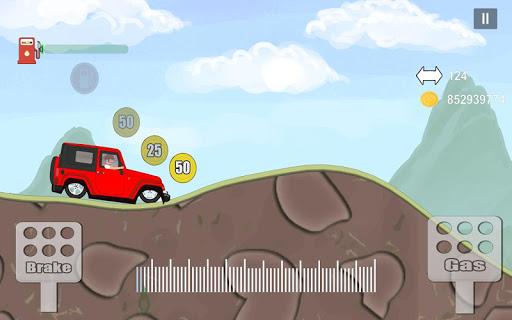 Car Mountain Hill Driver - Climb Racing Game 1.0.1 screenshots 8