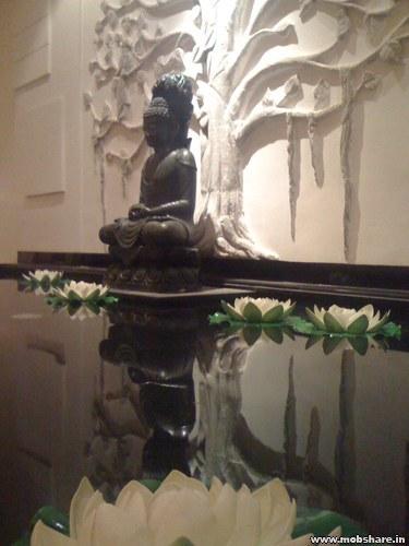 The Buddha's Face Wwwthebuddhasfacecouk Water In Buddhist Beauteous Buddhist Garden Design Image