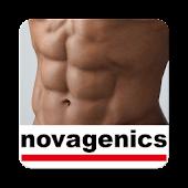 Novagenics Trainings-App