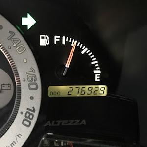 アルテッツァ SXE10 RS200 Z-EDTIONのカスタム事例画像 ましゅまろさんの2018年04月17日17:33の投稿